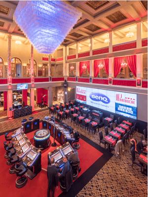 Casino BenQ VW