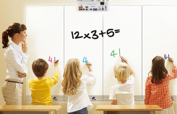 BenQ proyectores para educacion Matematicas