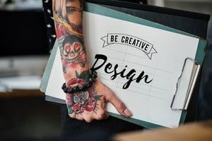 desenhos de design