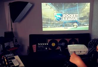 proyectores-para-gaming-benq-pantalla