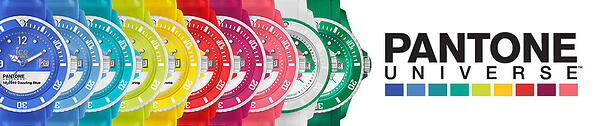 pantone ICE WATCHES