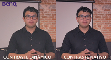 proyector-para-oficina-contraste-nativo-dinamico