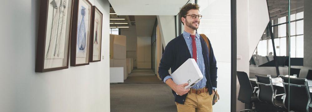 BenQ Proyector Para oficina