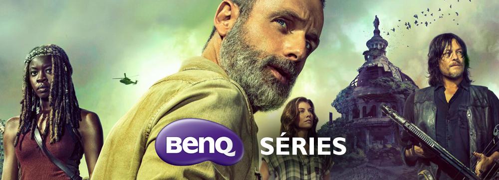 Dicas BenQ de Séries - The Walking Dead
