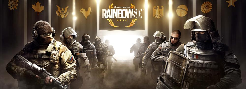 Brasileirão Rainbow Six