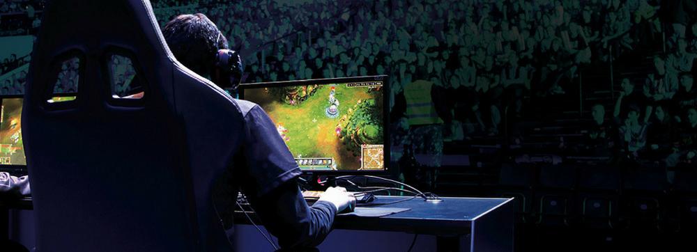 8 tips para jugar en tu monitor sin dañar tus ojos