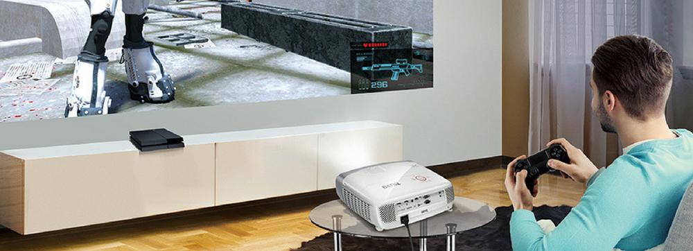 8 tips para elegir el proyector para gaming correcto