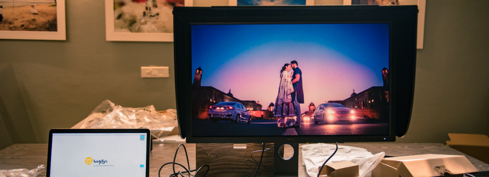 ¿Cómo elegir el monitor correcto para edición de fotos?